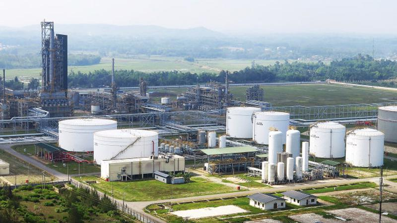 Công ty Cổ phần Lọc Hóa dầu Bình Sơn là đơn vị quản lý, vận hành nhà máy Lọc dầu Dung Quất.