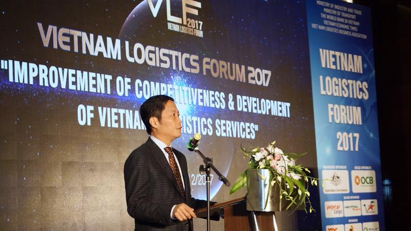 Diễn đàn Logistics Việt Nam năm 2017.
