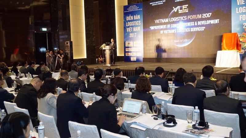 Logistics Việt Nam là diễn đàn được Bộ Công Thương, Ngân hàng Thế giới phối hợp cùng Thời báo Kinh tế Việt Nam và một số cơ quan khác tổ chức thường niên từ 2013 đến nay.