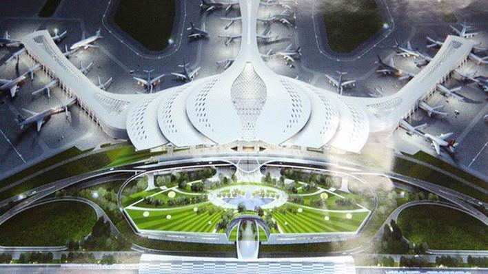 Phó thủ tướng yêu cầu các bộ ngành liên quan lập quy hoạch kết nối giao thông đồng bộ với cả bên trong và bên ngoài sân bay Long Thành.