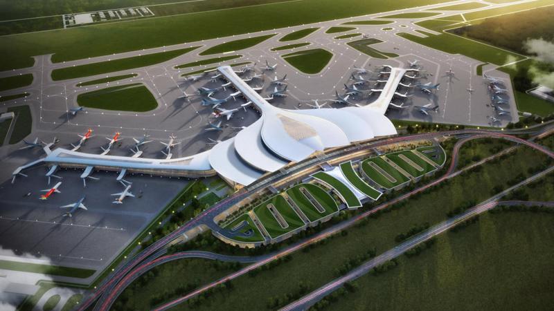 Thủ tướng yêu cầu nghiên cứu thông tin về sân bay Long Thành.