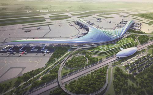 ACV muốn sân bay Long Thành có hình lá dừa nước (phương án LT-07).<br>