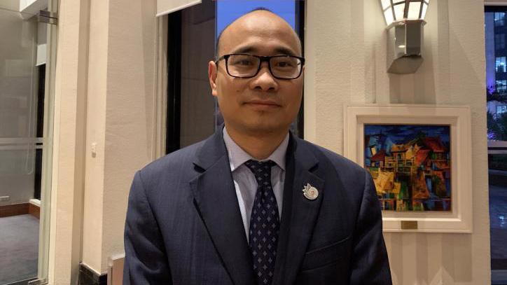 Ông Lương Hoàng Thái, Vụ trưởng Vụ chính sách Thương mại Đa biên (Bộ Công Thương)