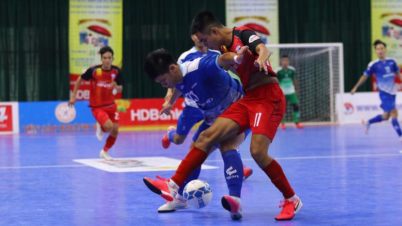 Đây là năm thứ 4 liên tiếp HDBank đồng hành cùng Giải Futsal HDBank Vô địch Quốc gia với vai trò nhà tài trợ kim cương.