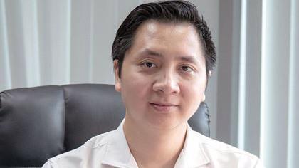 CEO Luxstay Nguyễn Văn Dũng.
