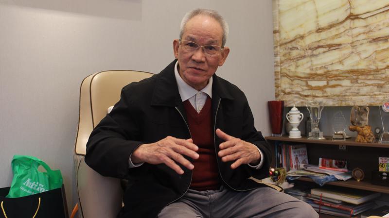 Ông Mai Liêm Trực, nguyên Thứ trưởng thường trực Bộ Bưu chính viễn thông