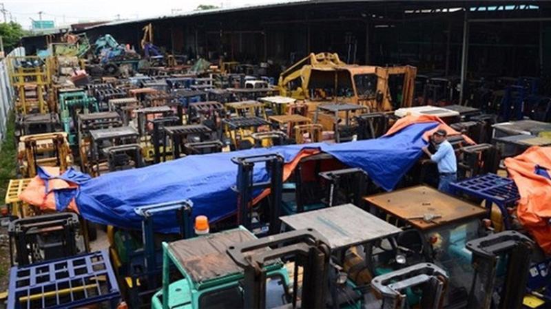 Hải quan cũng sẽ kiểm soát chặt chẽ với máy móc, thiết bị, dây chuyền công nghệ được xuất khẩu từ quốc gia không thuộc các nước G7, Hàn Quốc và có dấu hiệu chuyển dịch đầu tư sản xuất sang Việt Nam.