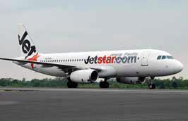 Từ 1/6- 5/9, chặng Hà Nội- Nha Trang được Jetstar Pacific khai thác 2 chuyến khứ hồi mỗi ngày.