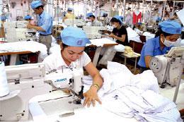 Việt Tiến không ngừng đa dạng sản phẩm.