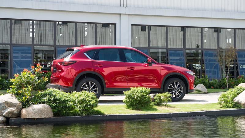 Chương trình ưu đãi đặc biệt này như một lời tri ân dành tặng khách hàng đã tin tưởng và đồng hành cùng thương hiệu Mazda.