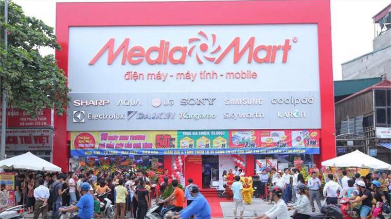 Mediamart Việt Nam bị phạt vì vi phạm phòng cháy chữa cháy.
