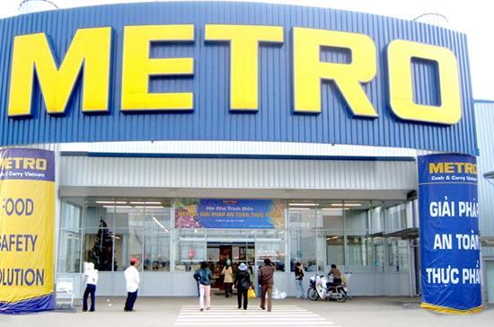 Việt Nam đã không còn hấp dẫn các đại gia bán lẻ như Metro như trước đây
