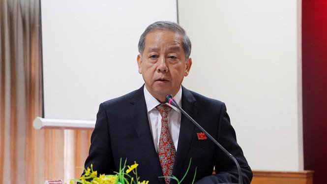 Tân Chủ tịch UBND tỉnh Thừa - Thiên Huế Phan Ngọc Thọ.