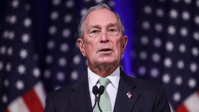 Tỷ phú Michael Bloomberg - Ảnh: Getty Images.