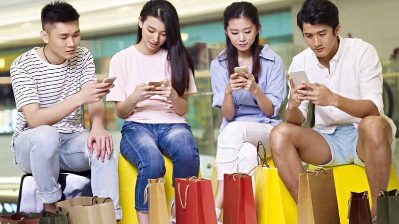 Thế hệ Millennials là động lực của sự phát triển số.