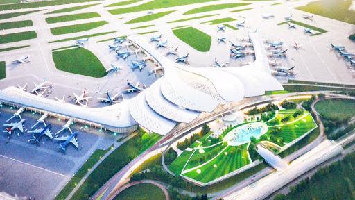 Tỷ lệ giải ngân vốn cho Dự án Cảng hàng không quốc tế Long Thành, tỉnh Đồng Nai rất thấp.