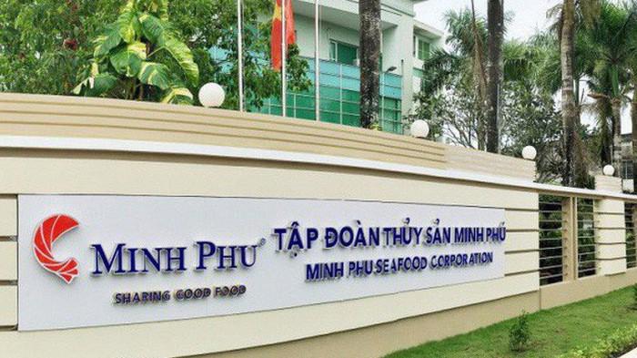 Công ty Cổ phần Tập đoàn Thuỷ sản Minh Phú.