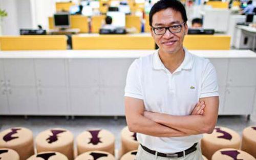 Tổng giám đốc VNG Lê Hồng Minh