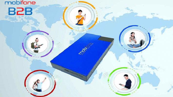 Một thiết bị MobiWifi có thể chia sẻ tối đa 5 người dùng, giá cước chỉ từ 150 nghìn đồng/ngày, khách hàng đã có 500Mb đến 10Gb.
