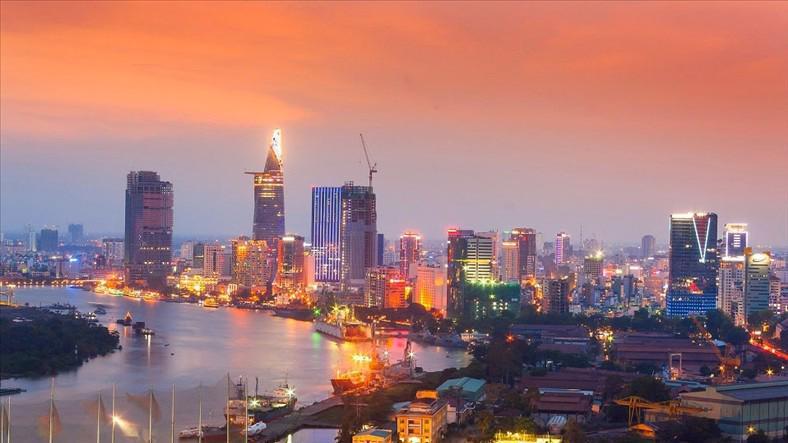 HSBC nhận định kinh tế Việt Nam tiếp tục là một trong những nền kinh tế phát triển nhất châu Á.