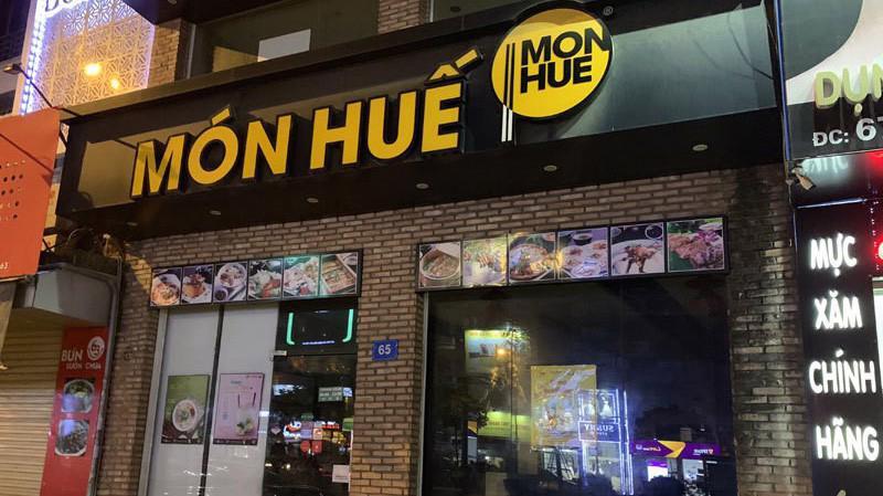 Chuỗi nhà hàng Món Huế đóng cửa, bị tố nợ tiền nhà cung cấp