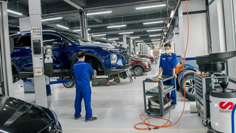 Việc nâng chế độ bảo hành được xem là động thái khẳng định chất lượng xe và dịch vụ sau bán hàng của thương hiệu ô tô Hàn Quốc.