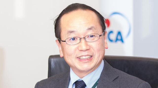 Ông Tetsuo Konaka, trưởng đại diện, JICA Văn phòng Việt Nam
