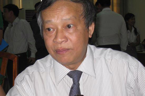 Tổng giám đốc VDB Nguyễn Quang Dũng - Ảnh: Từ Nguyên.