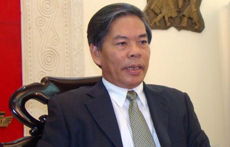 """Bộ trưởng Nguyễn Minh Quang: """"Tất cả vẫn là do vấn đề giá cả đất đai""""."""