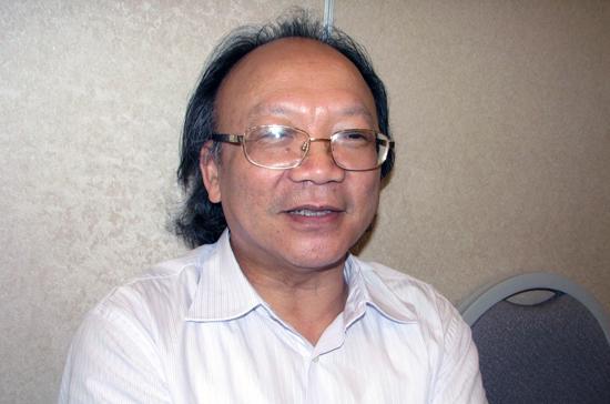 TS. Nguyễn Bá Ân.
