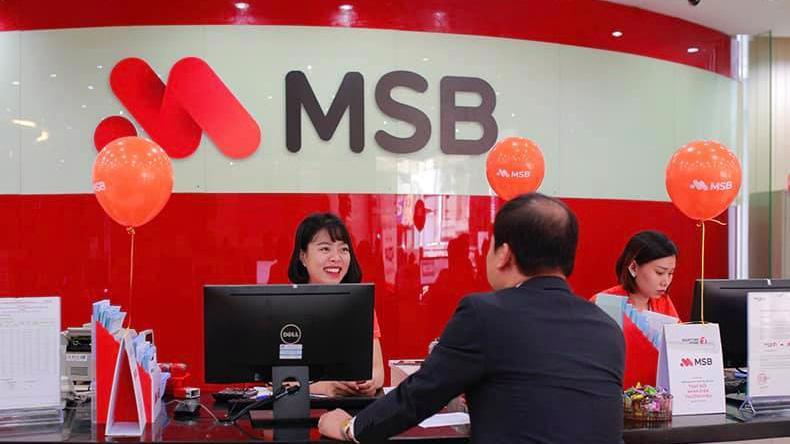 MSB đạt 1.064 tỷ đồng lợi nhuận trước thuế trong 9 tháng đầu năm