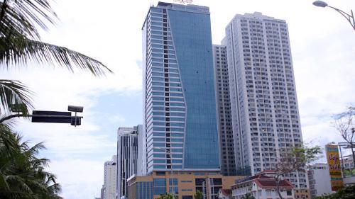 Tổ hợp khách sạn có sai phạm của Mường Thanh tại Đà Nẵng
