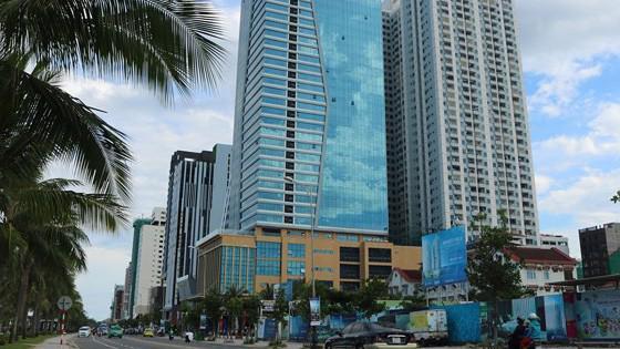 Dự án Tổ hợp Khách sạn Mường Thanh và Căn hộ cao cấp Sơn Trà, đường Võ Nguyên Giáp, quận Ngũ Hành Sơn.