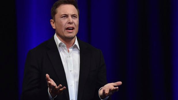 Elon Musk - đồng sáng lập, CEo của Tesla - Ảnh: New York Post.