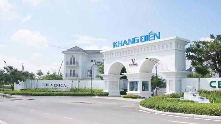Một dự án của Khang Điền.