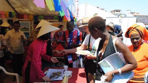 Nam Phi là thị trường tiềm năng tại Châu Phi và là cửa ngõ để hàng hóa Việt Nam thâm nhập vào thị trường các nước lân cận.