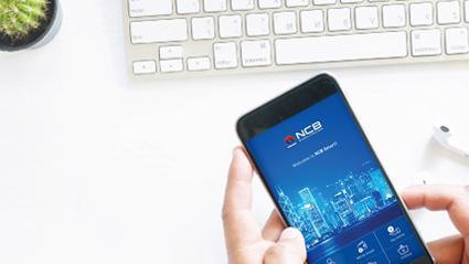 Ứng dụng NCB Smart mang lại nhiều tiện ích, tính năng và các trải nghiệm mới cho khách hàng.