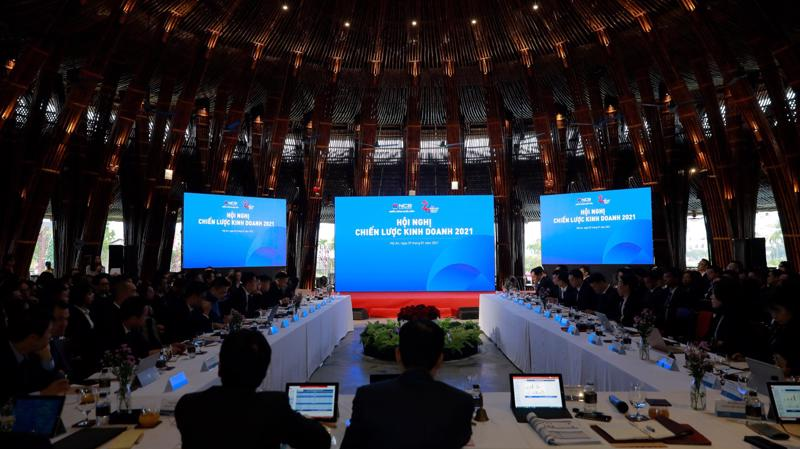 Tại Hội nghị chiến lược kinh doanh 2021, NCB quyết định tăng vốn lên 7.000 tỷ đồng.