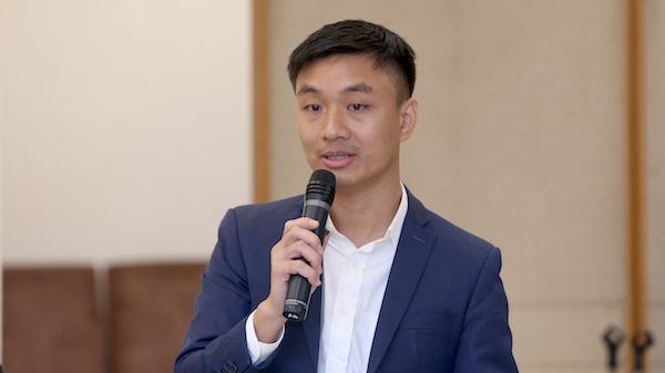 Ông Nguyễn Thành Trung, Giám đốc Công ty Cổ phần Phát triển nghỉ dưỡng Ngoại Ô.