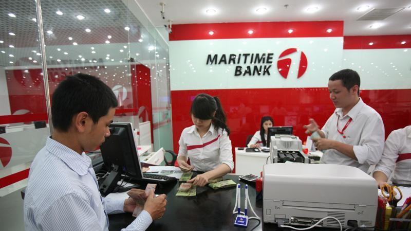 """Maritime Bank luôn chọn trở thành """"bạn"""" của khách hàng."""
