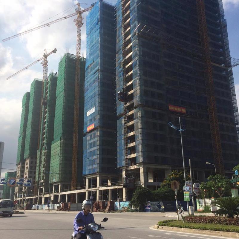 Geleximco lần đầu tiên mở bán dự án các căn hộ Newlife Tower ra thị trường từ 2015.<br>