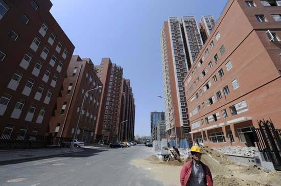 Bong bóng địa ốc Trung Quốc sắp nổ?