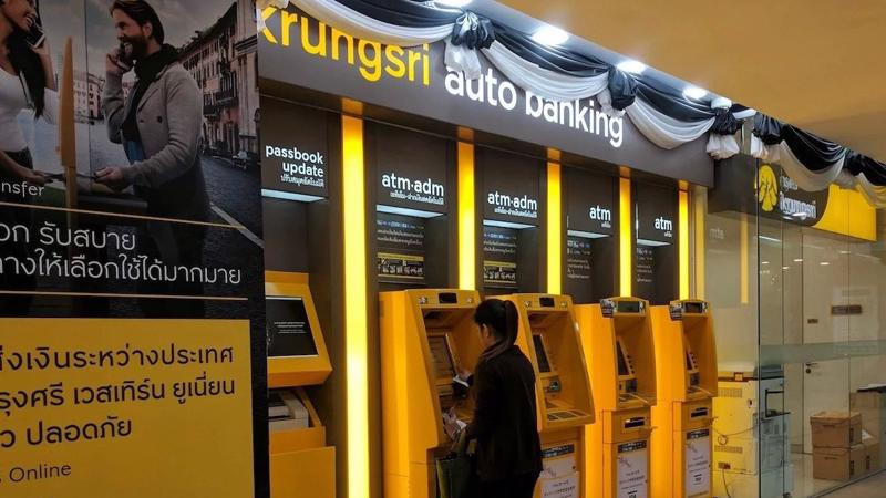 Chi phí sát nhập và mua bán cao hơn dự kiến đã khiến Ngân hàng Krungsri hoãn kế hoạch mở rộng tại Việt Nam.