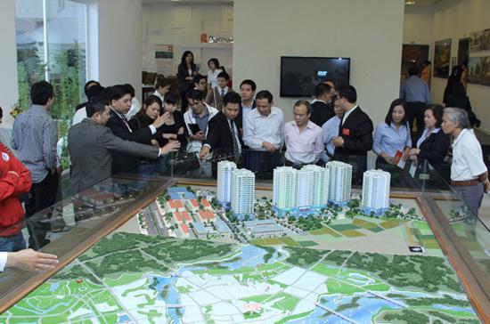 Giới đầu tư đã bắt đầu quay trở lại với bất động sản nhờ sự hỗ trợ mạnh mẽ từ các ngân hàng.