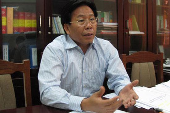 Phó chủ nhiệm Ủy ban Khoa học - Công nghệ và Môi trường của Quốc hội Nghiêm Vũ Khải.
