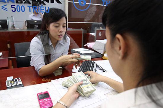 Trong tháng 8/2011, dù chưa công bố cụ thể nhưng Ngân hàng Nhà nước cho biết là tăng trưởng tín dụng ngoại tệ vẫn ở mức cao.