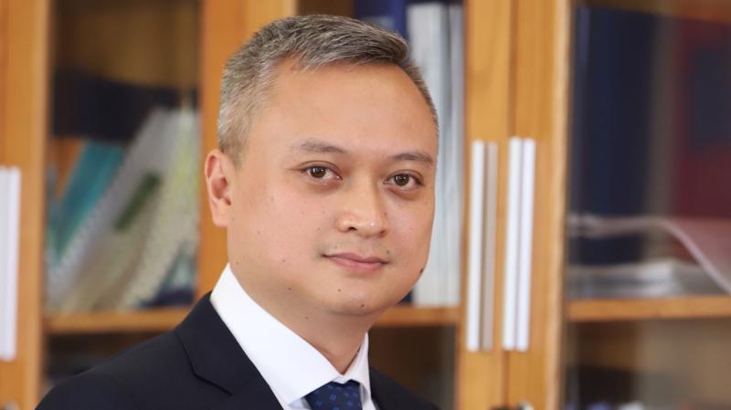 Ông Nguyễn Anh Phong, Phó Tổng giám đốc Sở Giao dịch chứng khoán Hà Nội