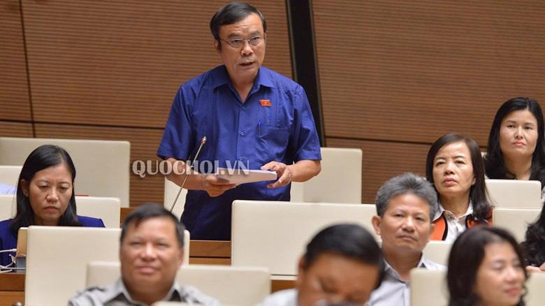 Đại biểu Nguyễn Bá Sơn (Đà Nẵng) phát biểu về vụ xe container đâm Innova trên cao tốc Hà Nội - Thái Nguyên