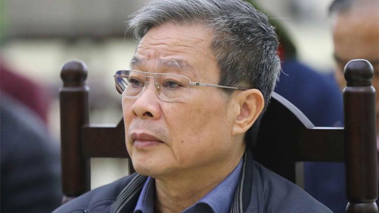 Bị cáo Nguyễn Bắc Son. Ảnh: TTXVN