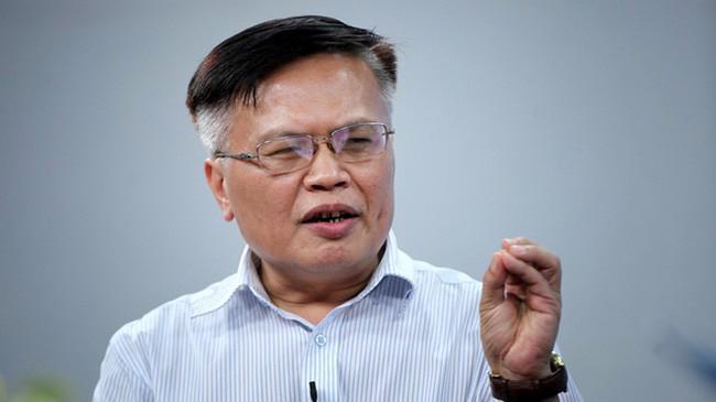 Tiến sĩ Nguyễn Đình Cung, Viện trưởng Viện Nghiên cứu Quản lý Kinh tế Trung ương.